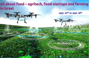 "Delegationsreise: ""All about food – AgriTech, Food Startups and Farming in Israel"""