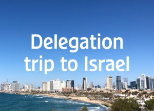 """Delegation trip to Israel: """"All about food – AgriTech, Food Startups and Farming in Israel"""""""