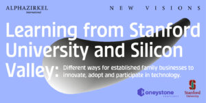 """""""Learning from Stanford University and Silicon Valley!"""" @ ONLINE"""